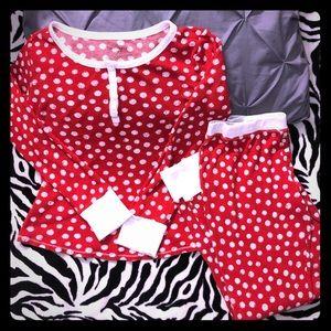 💗💗Thermal Pajama Set